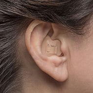In-the-ear hearing aid for mildly severe to severe hearing loss