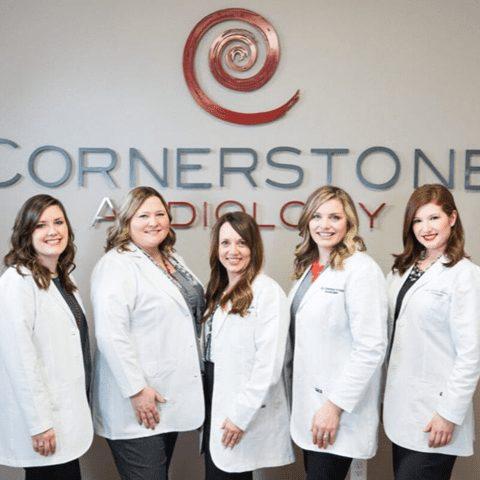 Cornerstone Audiology staff photo