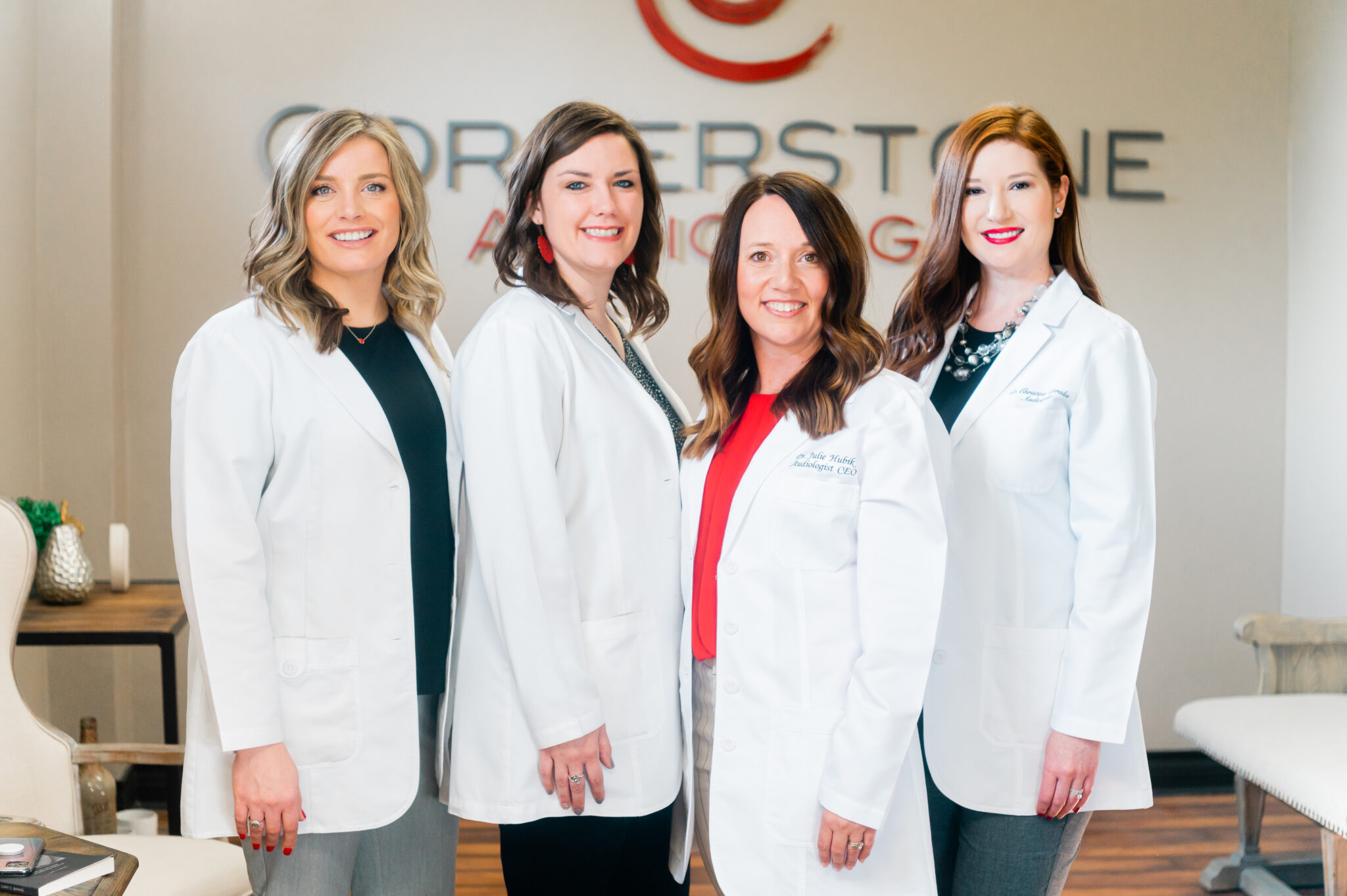 Cornerstone Audiology team of Audiologists